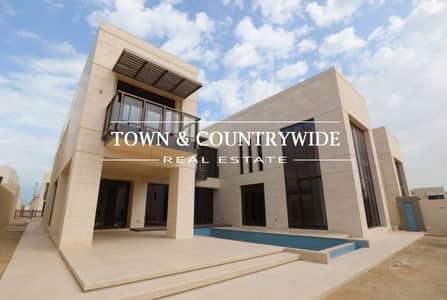 فیلا 6 غرف نوم للبيع في جزيرة السعديات، أبوظبي - Lavish 6BR Villa + Swimming Pool in Hidd Saadiyat