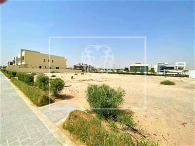 ارض سكنية  للبيع في دبي هيلز استيت، دبي - Motivated Seller | Backing Park | The Fairway Plot