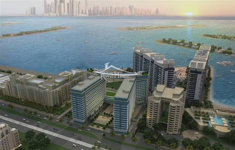 Hotel Apartment for Sale in Palm Jumeirah, Dubai - RESALE | 10% yearly return | Studio | Seven Palm