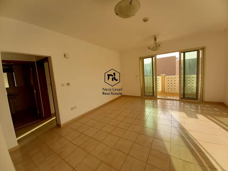 2 nice view 1 bedroom with balcony and parking in 01 to 04 cheques