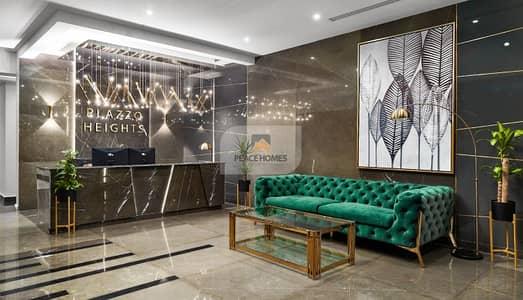 شقة 1 غرفة نوم للبيع في قرية جميرا الدائرية، دبي - شقة في مرتفعات بلاتسيو قرية جميرا الدائرية 1 غرف 665000 درهم - 5059572