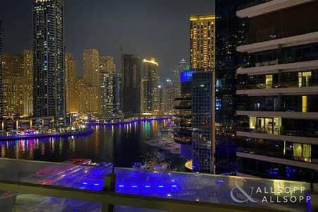 2 Bedroom Flat for Sale in Dubai Marina, Dubai - 2 Bedroom Apartment | Full Marina View