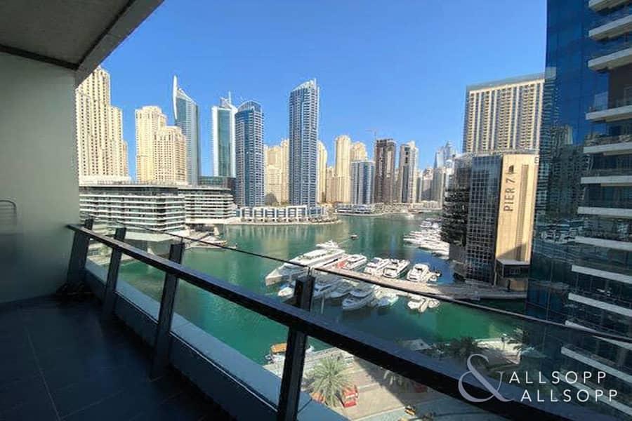 2 2 Bedroom Apartment | Full Marina View