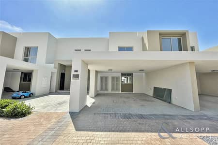 3 Bedroom Townhouse for Sale in Arabian Ranches 2, Dubai - Vacant On Transfer | 3 Beds | Back To Back