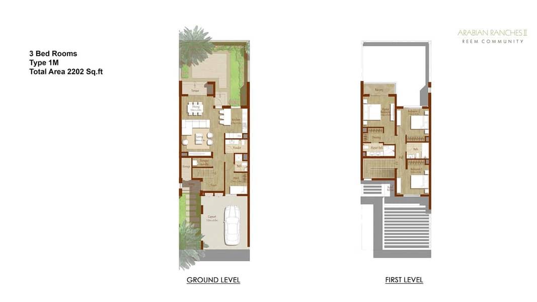 10 Single Row | Backing Playground | 3 Beds