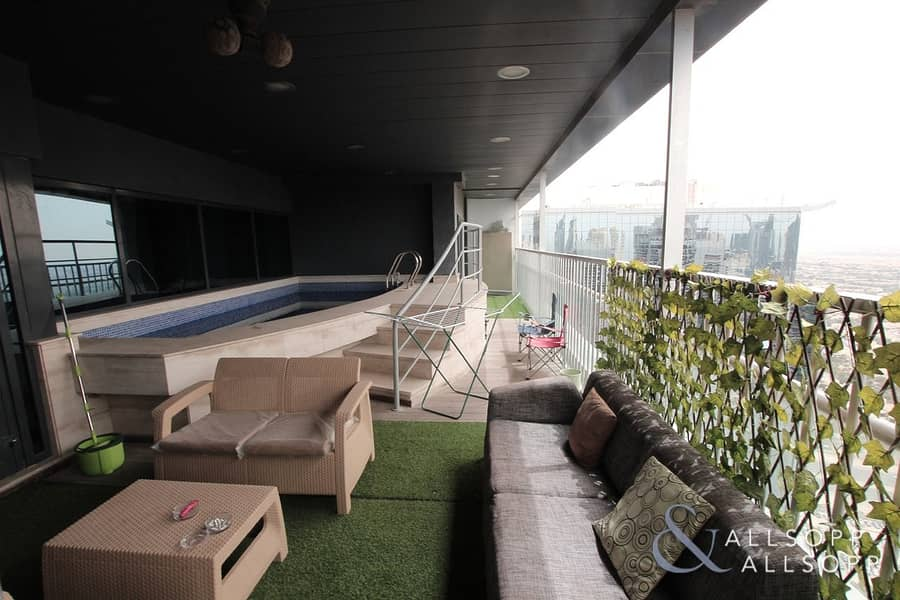 5 Beds   Duplex Penthouse   Private Pool