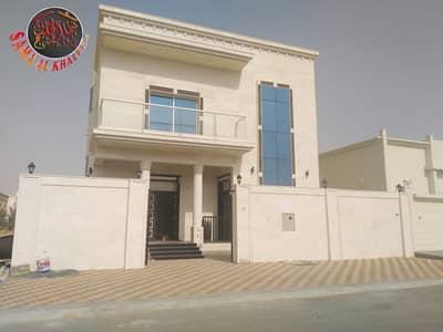 فیلا 5 غرف نوم للايجار في الياسمين، عجمان - فيلا للايجار بالياسمين علي شارع جار