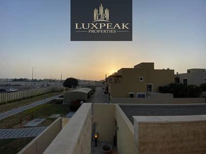فیلا 6 غرف نوم للبيع في حدائق الراحة، أبوظبي - Luxury Corner 5 bed plus study room with Private pool