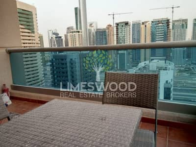 1 Bedroom Apartment for Rent in Dubai Marina, Dubai - Captivating View| Newly Renovated |Fully Furnished