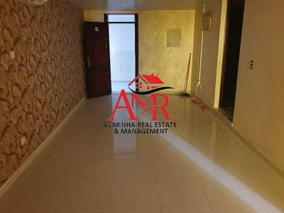 Office for Rent in Al Hili, Al Ain - Two Bedroom and Living room in Commercial building