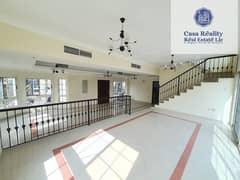 Compound 3 Master BR villa for rent in Mirdif