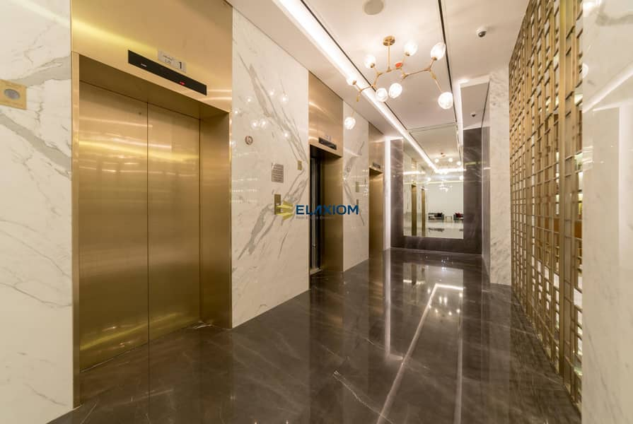 2 Pool View at the heart of Meydan Avenue A403  1BR 2BT