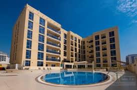شقة في مكين رزيدينس الورقاء الورقاء 1 الورقاء 2 غرف 69999 درهم - 4821234