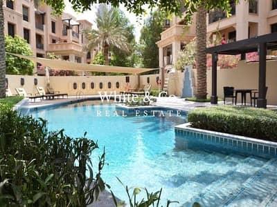 فلیٹ 1 غرفة نوم للايجار في المدينة القديمة، دبي - 1 BEDROOM IN KAMOON 4 | OLD TOWN | DOWNTOWN