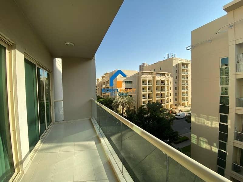 Large 2 BHK | Pool View | Al-Samar 1 | Greens