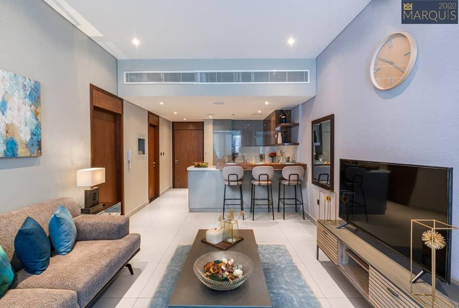 2 Luxurious | Brand New | 1 BHK Premium Homes | Stellar Price