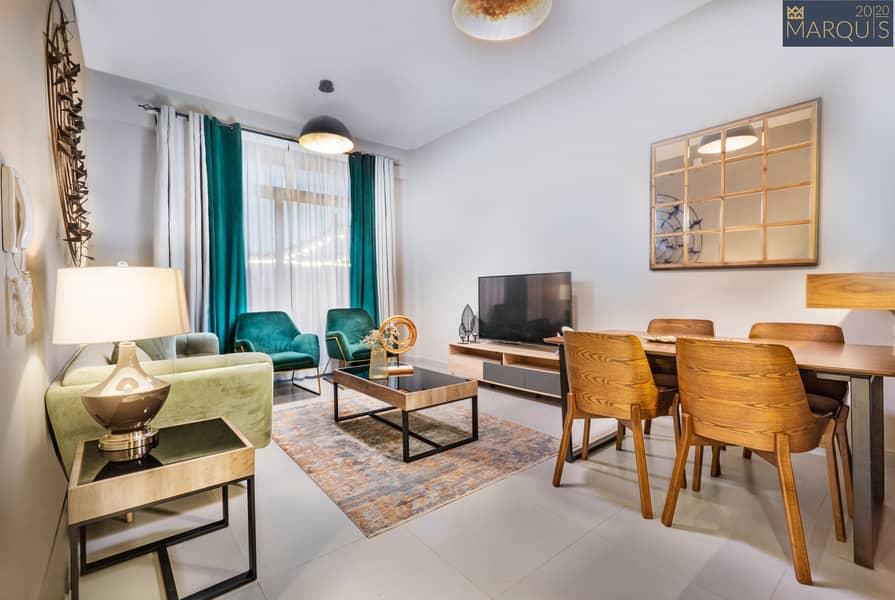 2 Luxurious | Beautiful Designed | Brand New | 1BHK Prime Homes | Stellar Price