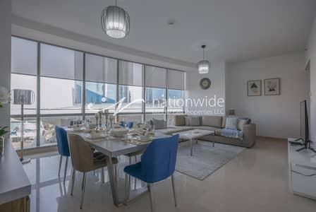 شقة 2 غرفة نوم للايجار في شارع الكورنيش، أبوظبي - Classy Home with Fitted Kitchen & 0% Commission