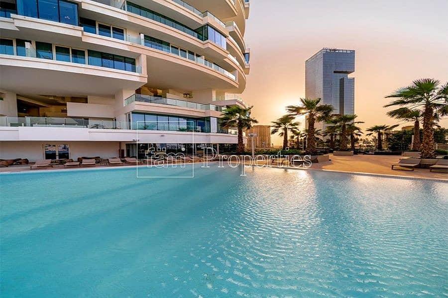 Resale | High Floor | Private Pool | 5 Stars!