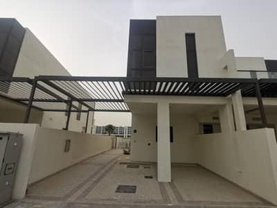 فیلا 3 غرف نوم للبيع في أكويا أكسجين، دبي - Single Row Villa Ready to Move
