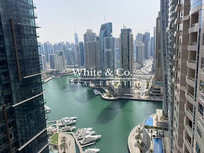 3 Bedroom Flat for Rent in Dubai Marina, Dubai - Stunning Marina