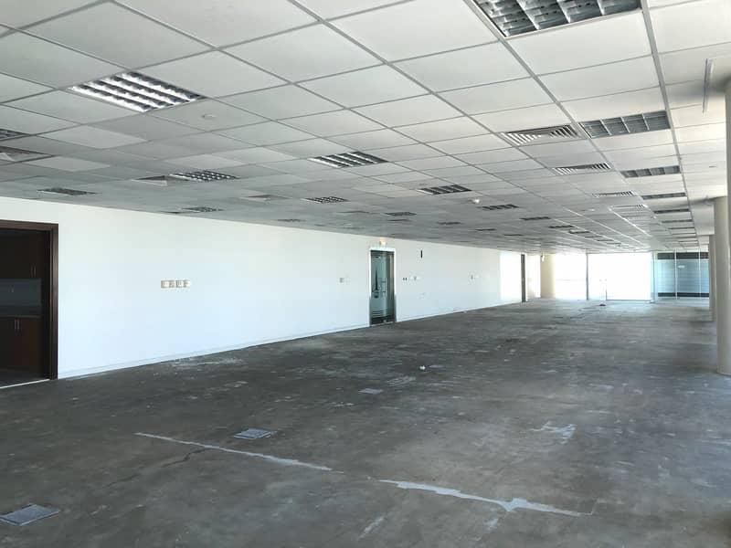 2 Fitted Office Space / Khalidiya