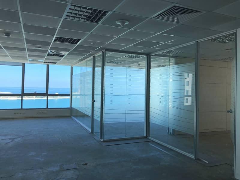 10 Fitted Office Space / Khalidiya