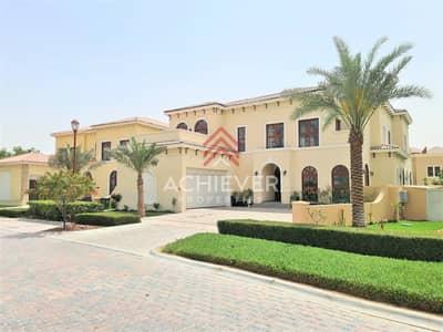 فیلا 6 غرف نوم للبيع في عقارات جميرا للجولف، دبي - 6BR+Study | Upgraded | Pool & Elevator | Vacant