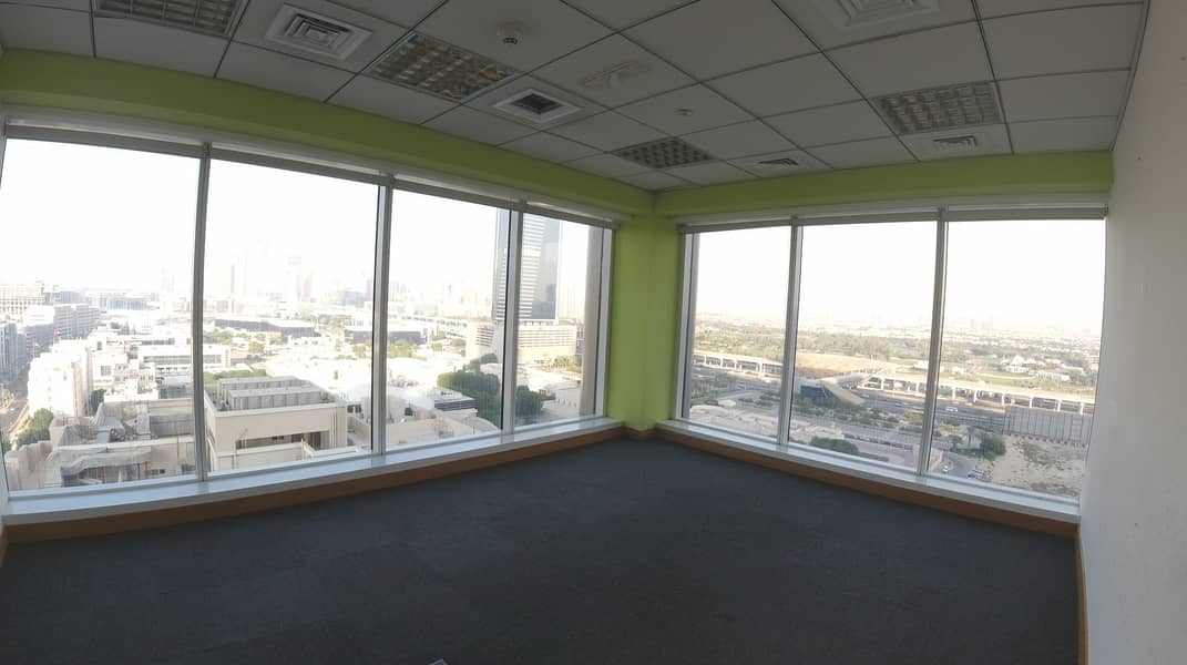 2 Fully Fitted Large Commercial Office Space to Lease