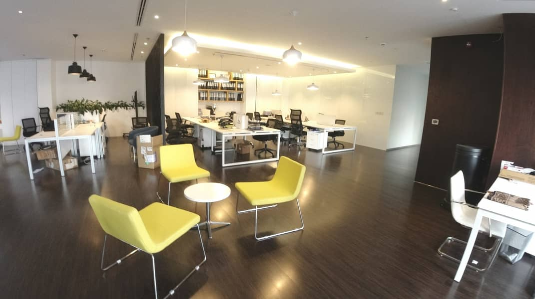 2 Furnished | Excellent Condition | High Floor
