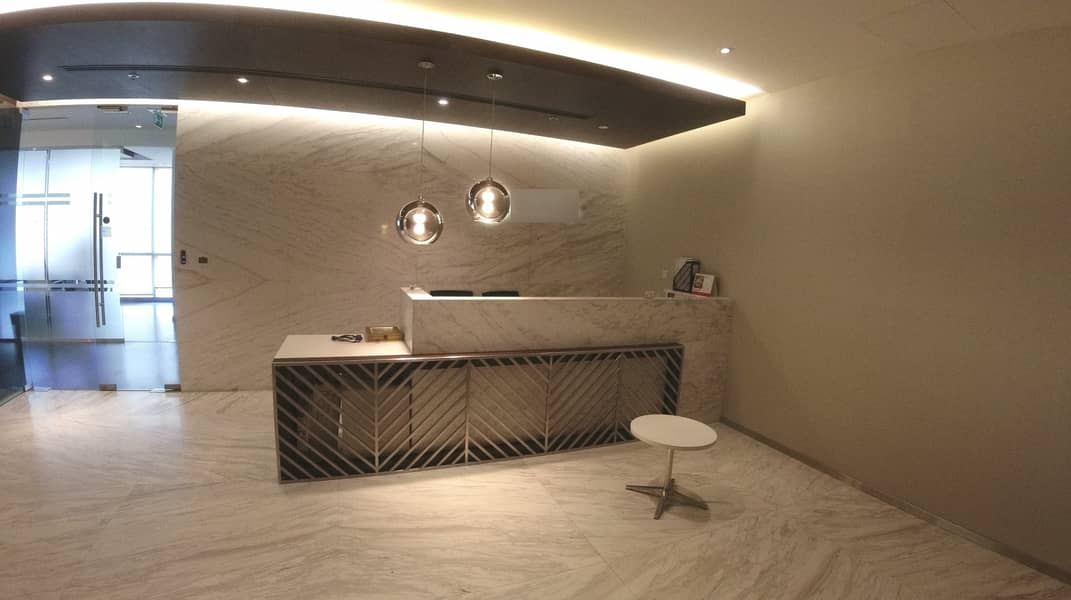 13 Furnished | Excellent Condition | High Floor