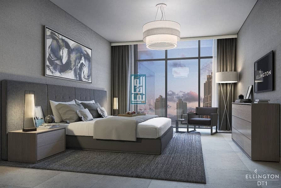 Brand New 3BR w/ Studyroom in Dubai downtown ! Near Business bay
