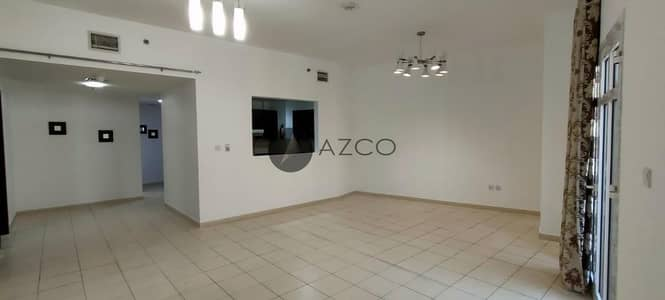 2 Bedroom Flat for Rent in Jumeirah Village Circle (JVC), Dubai - Spacious | Peaceful Living | Soothing Designed