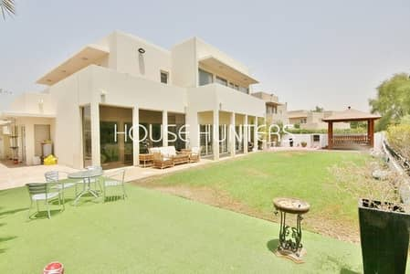5 Bedroom Villa for Rent in Arabian Ranches, Dubai - 5 bedroom | Great location | Lovely Saheel