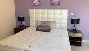 شقة في برح صبربيا 2 صبربيا داون تاون جبل علي 2 غرف 45000 درهم - 5060419