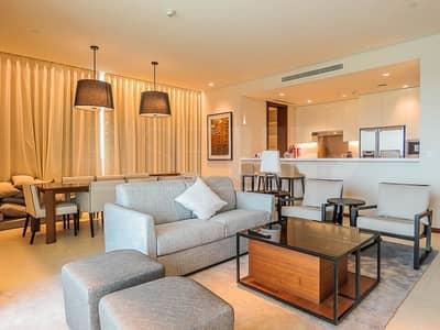 شقة فندقية 2 غرفة نوم للبيع في التلال، دبي - Furnished I Ready I Elegant I Good Ambiance