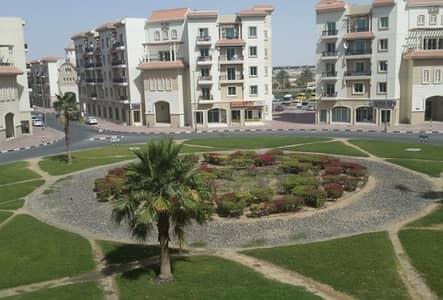 Studio for Rent in International City, Dubai - STUDIO FOR RENT IN GREECE CLUSTER FAMILY BUILDING