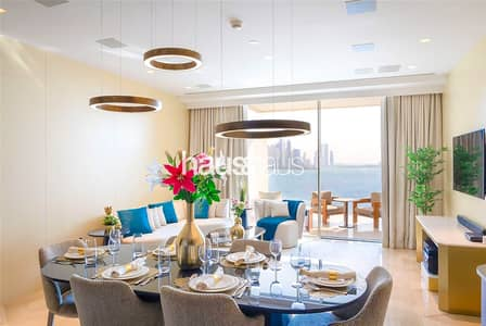 2 Bedroom Apartment for Sale in Palm Jumeirah, Dubai - Vacant on Transfer | High Floor | Largest Layout