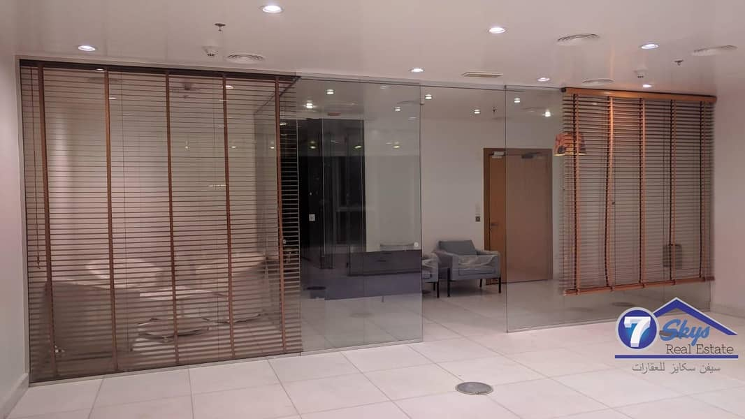 Fitted Office For Rent Citadel Tower plus 2 car parking