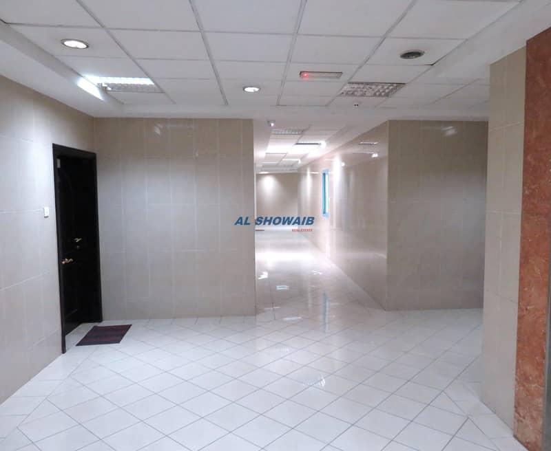 4 1140 SQ-FT  OFFICE FOR RENT NEAR NMC HOSPITAL AL NAHDA
