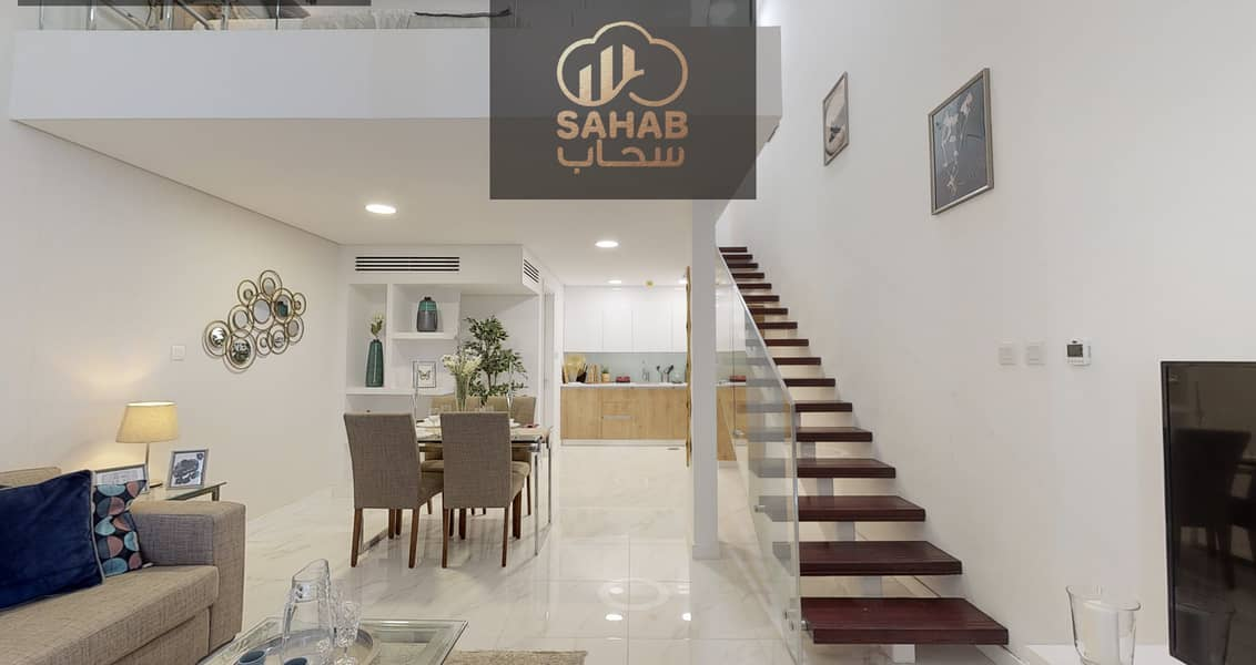 Villa loft with special prices| Direct from Developer