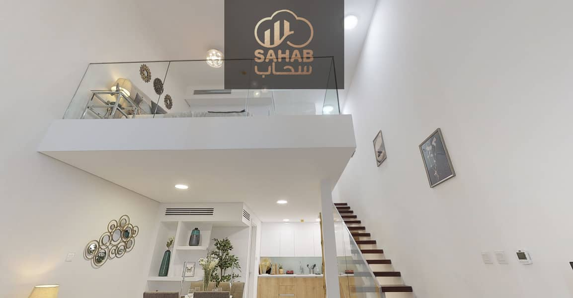 2 Villa loft with special prices| Direct from Developer