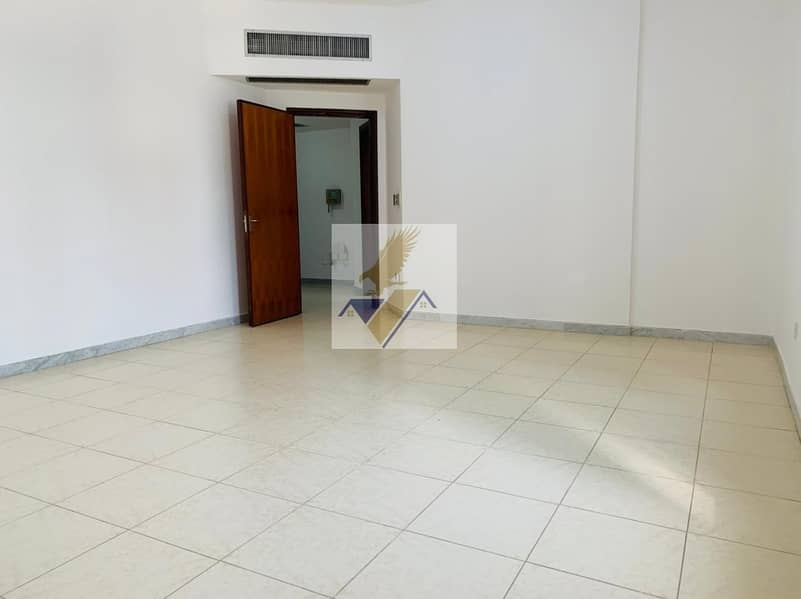 2 Excellent Quality 1 BHK With Balcony & 2 Bath in Al Hosn Khalidiya 45k