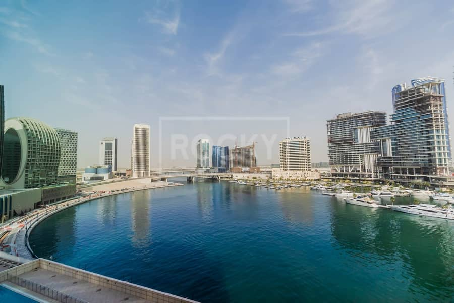 2 Canal View | 1 Month Free | Price Negotiable | Business Bay