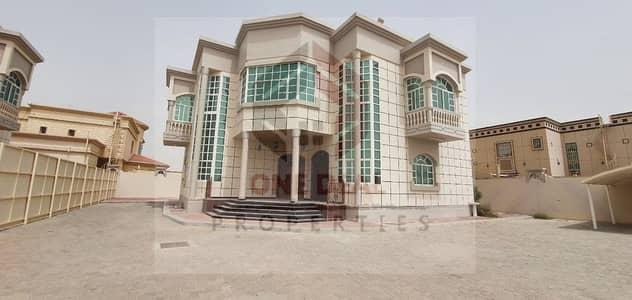 5 Bedroom Villa for Rent in Shab Al Ashkar, Al Ain - Separate Modern Villa 5Master in Shab al ashkar Al Ain