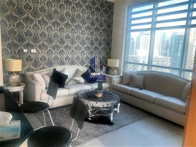 1 Bedroom Flat for Rent in Dubai Marina, Dubai - Fully Furnished Apartment at Zumurud Towers