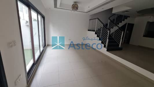 4 Bedroom Villa for Rent in Jumeirah Village Circle (JVC), Dubai - spacious 4 BR + Maids Townhouse In JVC