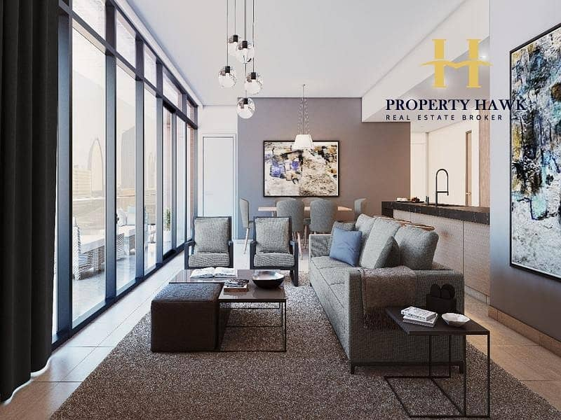 2 Luxurious| Ready to Move in | Modern Style