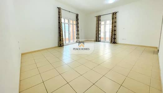 2 Bedroom Flat for Rent in Jumeirah Village Circle (JVC), Dubai - CLOSE TO EXIT | LAVISH 2BR | WITH BALCONY @48K
