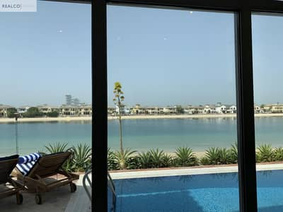 5 Bedroom Villa for Rent in Palm Jumeirah, Dubai - Brand New Villa | 5BR